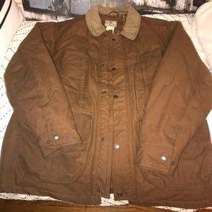 Men's Beretta Waxed Cotton Field Jacket